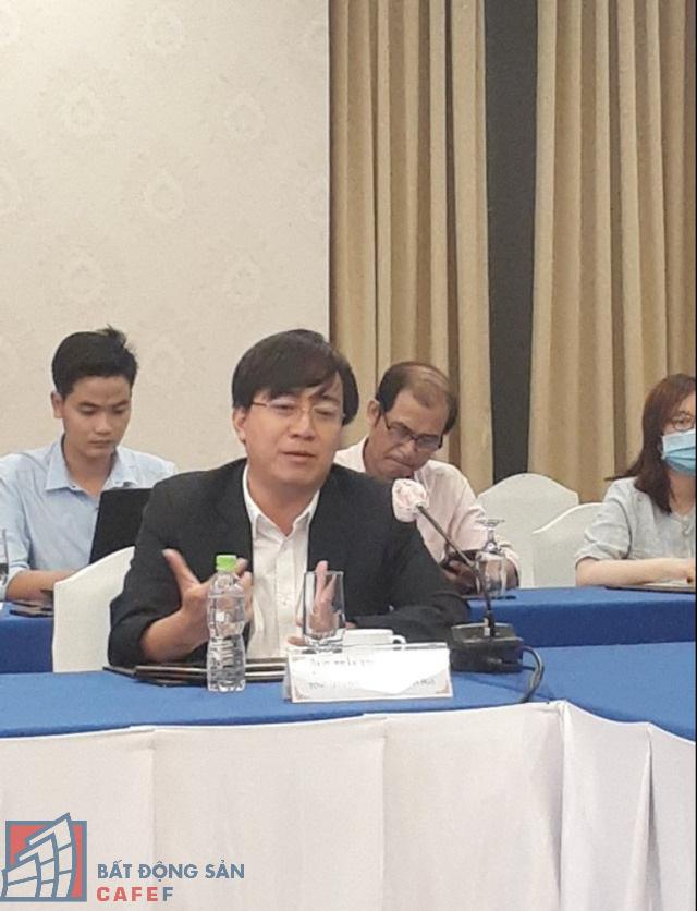 Theo ông Trần Khánh Quang, lúc này là cơ hội tốt để mua BĐS.