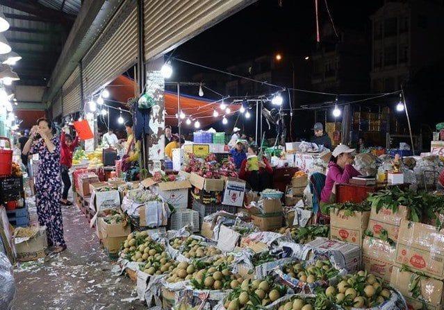 Chợ Đầu Mối Vạn Phát Sông Hậu