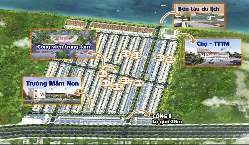 Tiện ích Vạn Phát Sông Hậu - Fenix city